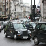 london taxi strike 1