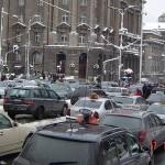 taxi strajk beograd 18
